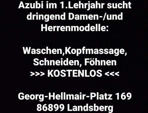 Wir suchen Modelle in Landsberg/Lech +++